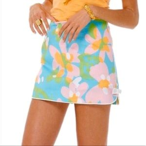 LILLY PULITZER Cosette Bow Skort
